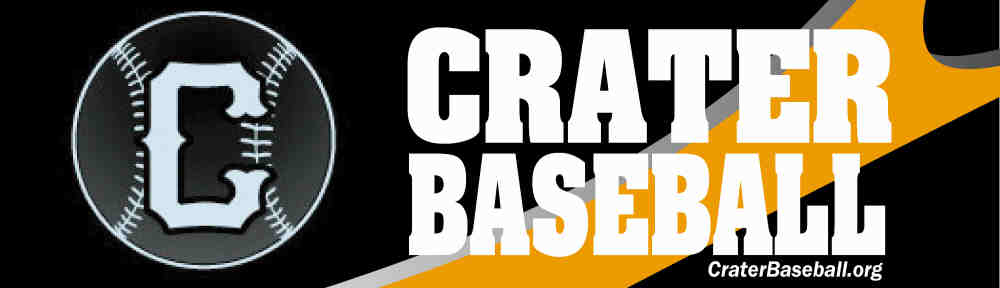 Crater Baseball